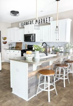 Before - After: 19 Breathtaking Kitchen Renovations - Ideas