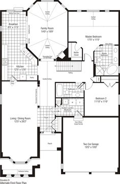Monarch homes spruce model