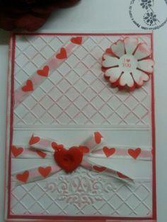 valentine's love card