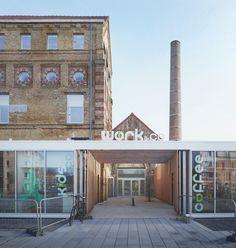 Reforma da Antiga Fábrica Rigot / Coldefy & Associés Architectes Urbanistes