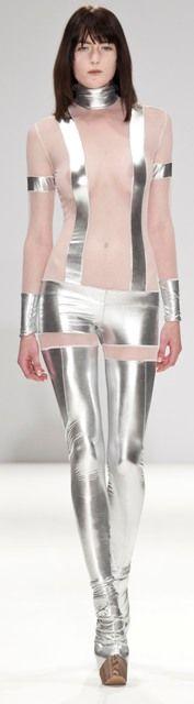 http://www.pinterest.com/joliesarts ∗  »☆Elysian-Interiors ♕Simply Divine #couture ~ Future Fashion