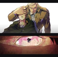 AoT - Levi must be protected! Attack On Titan Ships, Attack On Titan Anime, Levi And Erwin, Captain Levi, Marvel Fan Art, Forest Wallpaper, Eruri, Hot Anime Boy, Levi Ackerman