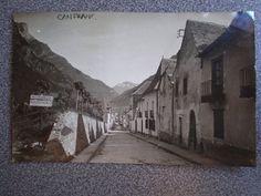 ARAGON HUESCA CANFRANC RARA POSTAL FOTOGRÁFICA ANTIGUA in Coleccionismo, Postales, Autonomías españolas | eBay