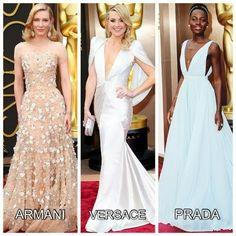 Lets Talk Fashion: 2014 Academy Awards Style