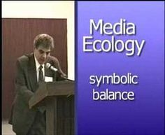 And Now This...  Media Ecology Association. A short video that explains the term 'media ecologies'.