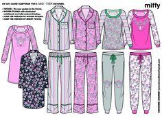 Liscenced Ladies and Childrenswear Sleepwear. by Anureet Randhawa at…