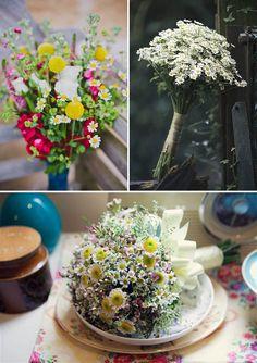 Summer Wedding Flower Ideas ~ UK Wedding Blog ~ Whimsical Wonderland Weddings
