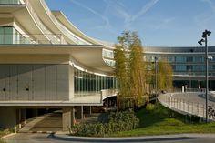 University Cancer Institute Toulouse Oncopole / Jean-Paul Viguier et Associés