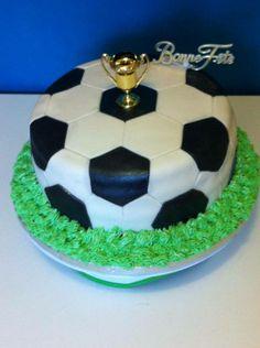 #Footballcake