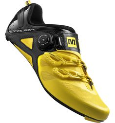 zapatillas cosmic amarillas