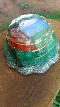 As espirais de cobre , funcionam como concentradores e direcionadores de energia. by OrganITA