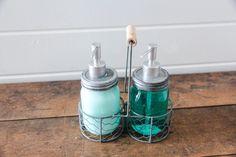 Double Soap Dispenser | The Magnolia Market