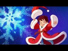 L'apprenti père noël et le flocon magique en entier en francais - film d'animation complet - YouTube