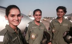 Meet The Trio Who Will Be India's First Women Fighter Pilots