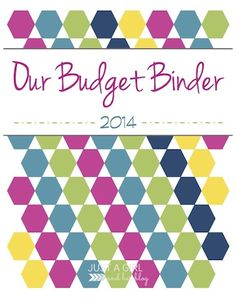 Free Our Budget Binder Printables - Money Saving Mom® for my Homemaker's Binder