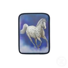 Leopard Appaloosa Horse iPad/iPad 2/ Macbook Air Case