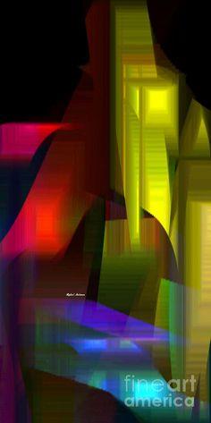Fantasy 0729 Digital Art by Rafael Salazar