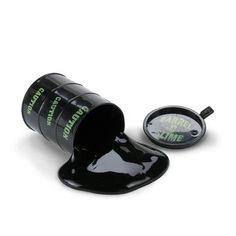Black Barrel-O-Slime