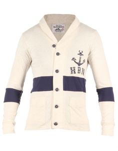 Holmes Bros Mens Shipyard Cardigan Lifestyle Store, Cool Outfits, Cream, Lady, Brown, Sweaters, Men, Clothes, Fashion