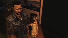 telltale's the walking dead lee and clementine - Google Search