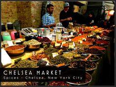 Chelsea Market: Chelsea, New York City