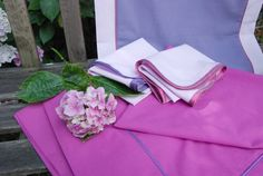 table-d'été-jardin-(5) Blog Couture, Frou Frou, Gift Wrapping, Table, Gifts, Gift Wrapping Paper, Presents, Wrapping Gifts, Tables