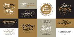 Speakeasy on Behance Vintage Fonts, Vintage Typography, Graphics Vintage, Vector Graphics, Vintage Decor, Great Fonts, New Fonts, Adobe Indesign, Free Cursive Fonts