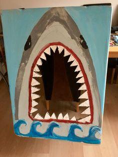 Shark Party Photo Booth Party Ideas In 2019 Fiesta De