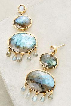 Chyrsanth Earrings - anthropologie.com