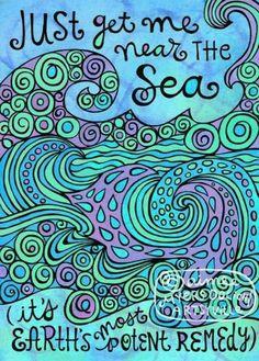 Ocean Art <3