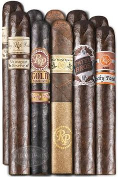 Rocky Patel Maduro Madness 10 Cigar Sampler