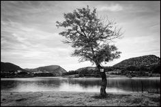 Castel San Vincenzo Lake by Bruno Buontempo on 500px