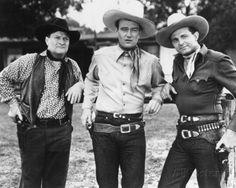 Billy the Kid 1930 movie | The Three Mesquiteers (1936) Foto su AllPosters.it