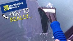 STOP SCRAPING: How to really defrost your windshield