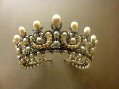 French jewels--I have seen the French Crown Jewels too!