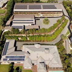 Solar Power System, Commercial, Mansions, House Styles, Design, Home Decor, Decoration Home, Solar Energy System, Room Decor