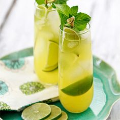 pineapple lime cooler more pineapple juice limeade cooler summer drink ...