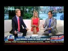 Fox & Friends Defends Donald Trump's Comment That John McCain Is Not A W...