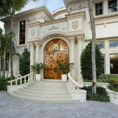 Mansion in Manalapan, Florida