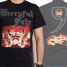 OFFICIAL ~ MERCYFUL FATE 9 t-shirt