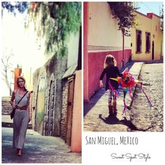 San Miguel Collage Cobble Stones… meet me in San Miguel this year?