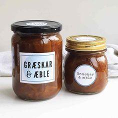 Butternut Squash, Danish, Mad, Dessert, Inspiration, Marmalade, Biblical Inspiration, Danish Pastries, Postres