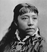 Sarah Winnemucca (1844-1891)  Peace and Native American Rights Activist  Author of Life Among the Piutes