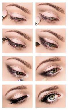 Eye Enlarging Makeup # BeginnerMakeupForDarkSkin # Makeup For Beginners . - Eye Enlarging Makeup # BeginnerMakeupForDarkSkin for beginners # - Eye Enlarging Makeup, Eye Makeup Tips, Makeup Hacks, Smokey Eye Makeup, Makeup For Brown Eyes, Eyeshadow Makeup, Makeup Brushes, Face Makeup, Makeup Ideas