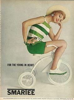 Smartee fashion 1961