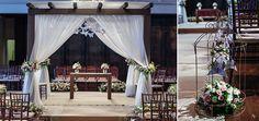 """""""Minha mãe é budista, meu pai ateu, minha sogra espírita e meu sogro católico, em meio a essa mistura, optamos por um padre para abençoar, sem precisarmos estar na Igreja. Uma cerimônia multicultural. Tentei misturar o oriente com o ocidente, havia detalhes como os tsurus e comida oriental na festa."""", NOIVA Luciana. #wedding #casamento"""