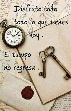 Image about enjoy in actitud! by Con`s on We Heart It Cute Spanish Quotes, Spanish Inspirational Quotes, Positive Phrases, Motivational Phrases, Morning Greetings Quotes, Morning Quotes, Amor Quotes, Life Quotes, Quotes En Espanol