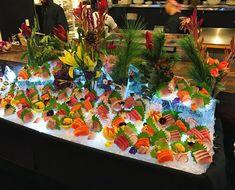 Sushi Taco, Japanese Food Sushi, Sashimi, Tacos, Platter, Chicago, Salad, Decoration, Instagram