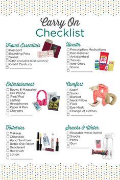 Checklist trip flight checklist, cruise checklist, checklist for vacation, honeymoon checklist, honeymoon Cruise Checklist, Travel Packing Checklist, Packing Tips For Vacation, Road Trip Packing, Travelling Tips, Packing Lists, Cruise Vacation, Vacation Trips, Flight Checklist