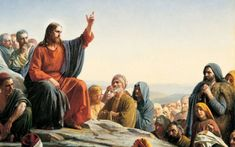 """Who is the Lord Jesus Christ? Is the Lord Jesus really the Son of God or is He God Himself? This article will help you to solve your doubts. The Lord Jesus said: """"he that has seen me has seen the Father."""" """"I am in the Father, and the Father in me. History Channel, Lucas 12, Jesus Teachings, Beatitudes, Les Religions, Socrates, Latter Day Saints, Jesus Quotes, Bible Quotes"""